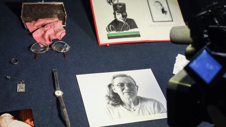 Do kolekcji Muzeum Żołnierzy Wyklętych trafiły pamiątki po Annie Walentynowicz