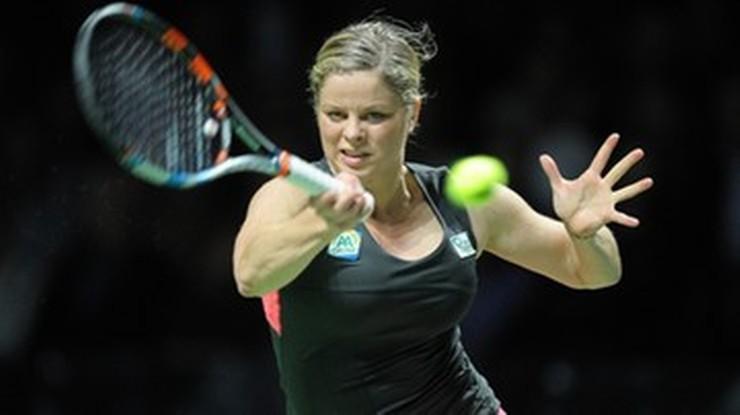 WTA w Nowym Jorku: Kim Clijsters wycofała się z turnieju