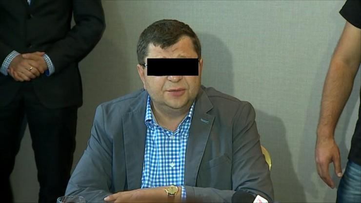 Sąd nie zgodził się na tymczasowe aresztowanie Zbigniewa S.