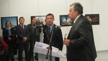 Zatrzymano rodziców zabójcy rosyjskiego ambasadora i 4 inne osoby