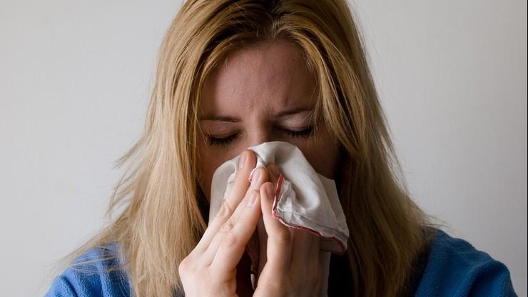 Epidemia grypy we Włoszech. Z powodu powikłań zmarło 112 osób, w tym 11 dzieci