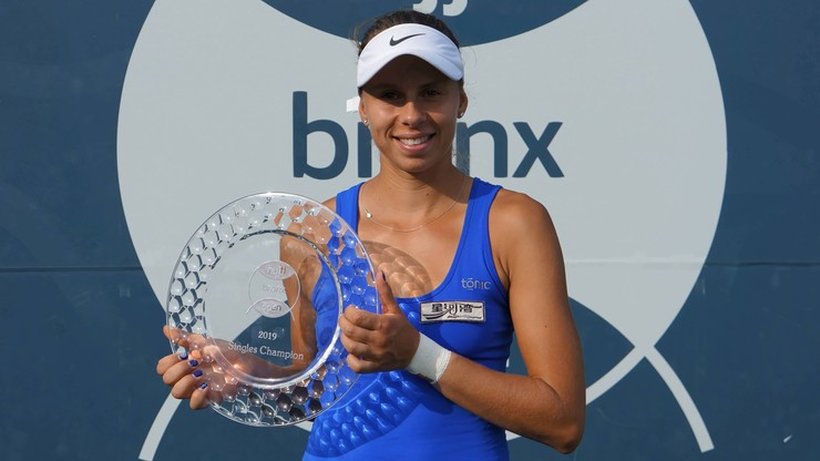 Ranking WTA: Sześć Polek w dwusetce, czołówka zakończyła sezon