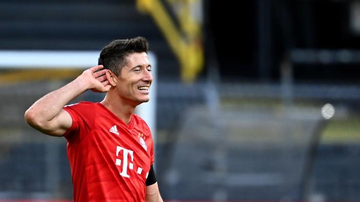 Tej drużynie Lewandowski jeszcze nie strzelił gola. Przełamie się w weekend?