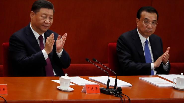 """Chiny chwalą się działaniami w czasie pandemii. """"Były właściwe i transparentne"""""""