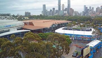 Australian Open: Do 30 tysięcy kibiców każdego dnia