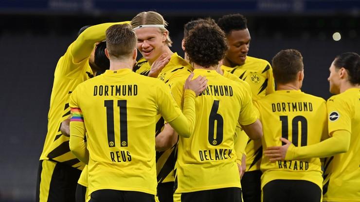 Liga Mistrzów: Borussia Dortmund - Sevilla FC. Relacja i wynik na żywo - Polsat Sport