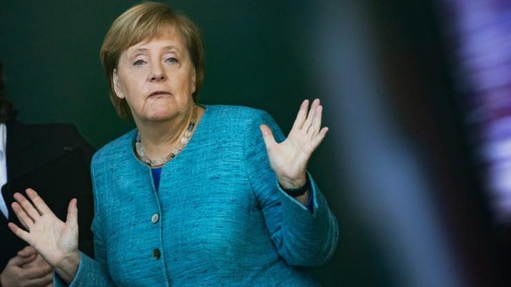 """""""Jedyna słuszna decyzja"""". Niemiecka prasa o stopniowym odchodzeniu Merkel z polityki"""