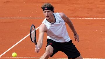 ATP w Monachium: Niespodziewana porażka Zvereva