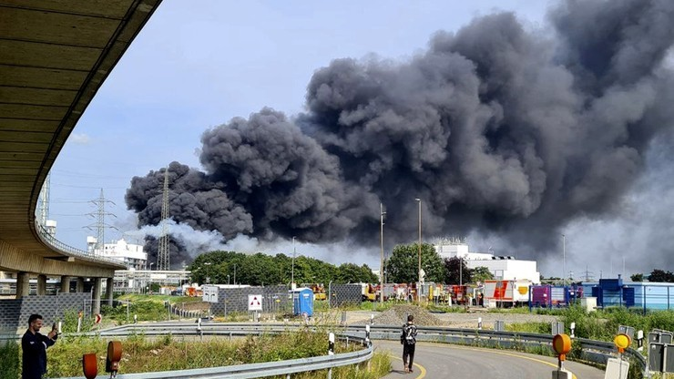 Niemcy. Wybuch w Leverkusen. Co najmniej dwie osoby zginęły, 30 rannych