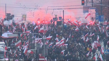 Zmiana formuły Marszu Niepodległości. Ratusz: uczestnicy złamią prawo