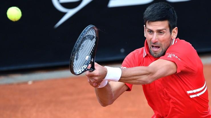 Finał ATP w Rzymie: Novak Djokovic - Rafael Nadal. Transmisja TV oraz stream online