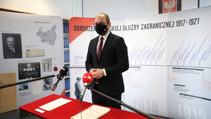 Wiceszef MSZ: Białoruś celowo doprowadziła do zaostrzenia kryzysu dyplomatycznego