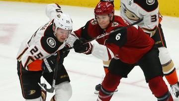 NHL: Rozgrywki zawieszone z powodu epidemii koronawirusa