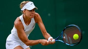 WTA w San Jose: Magda Linette awansowała do drugiej rundy