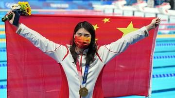 Yufei złotą medalistką na 200 m st. motylkowym