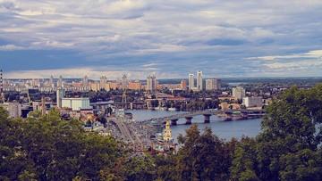 W Kijowie wybuchł granat. Zginęły dwie osoby
