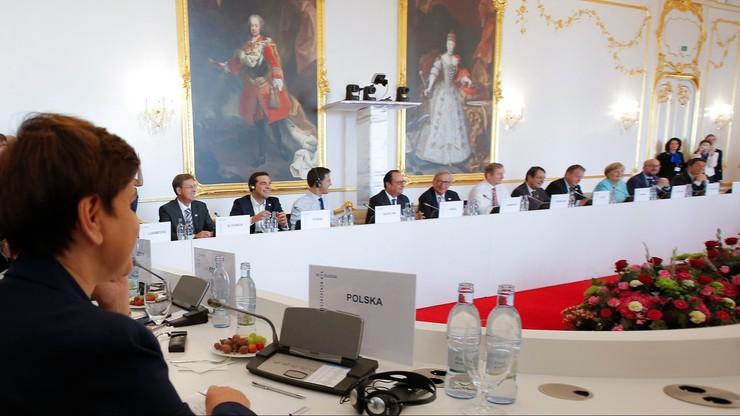 Polska premier podpowiada Unii, co dalej z uchodźcami