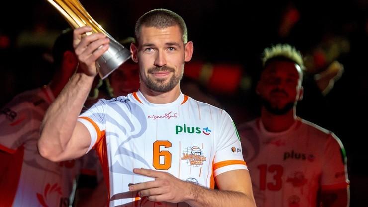 Mistrz świata przedłużył kontrakt z Jastrzębskim Węglem