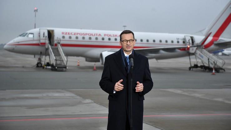"""""""Zawsze wspieraliśmy się w walce o wartości"""" - premier w wywiadzie dla węgierskiego tygodnika"""