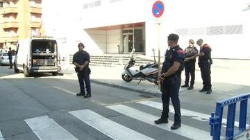 Atak nożownika w Barcelonie. Napastnik zabity przez policję