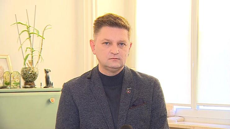 """Wybory można przesunąć - Andrzej Rozenek w """"Graffiti"""""""