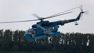 Żołnierz wypadł ze śmigłowca. Tragedia podczas manewrów Kormoran-17 na Bałtyku