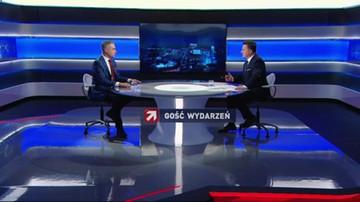 """""""Premier Morawiecki ma problem"""". Krzysztof Gawkowski o rekonstrukcji rządu"""