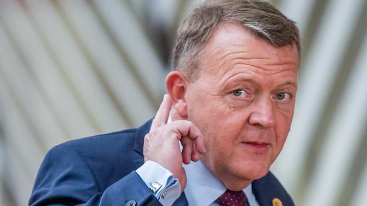 Premier Danii zaproponował odłożenie wizyty tureckiego szefa rządu