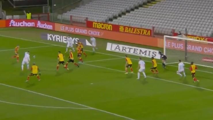 Pierwszy gol Arkadiusza Milika w barwach Olympique Marsylia (WIDEO)