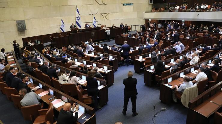 Kneset podjął decyzję o samorozwiązaniu. Katz pozostanie szefem MSZ