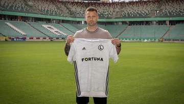 """""""Głoście światu powrót króla"""". Legia ogłosiła hitowy transfer!"""