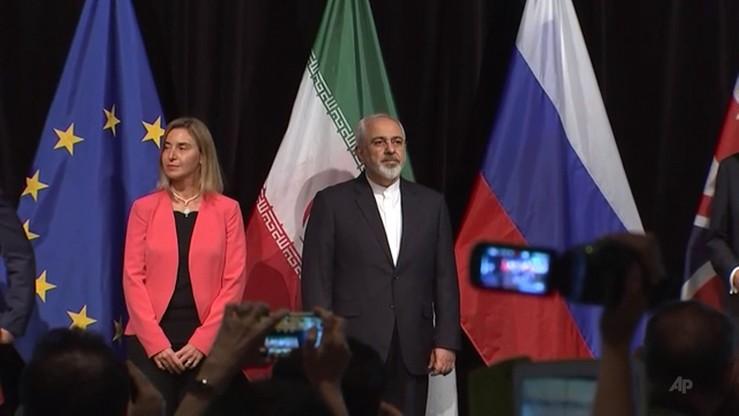 """""""USA rozumieją jedynie język siły"""". Iran krytykuje doniesienia o zerwaniu umowy nuklearnej"""