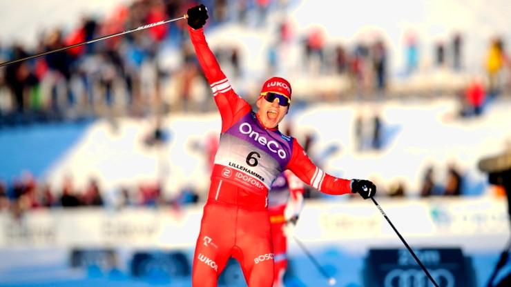 PŚ w biegach: Bolszunow wygrał bieg łączony w Lillehammer