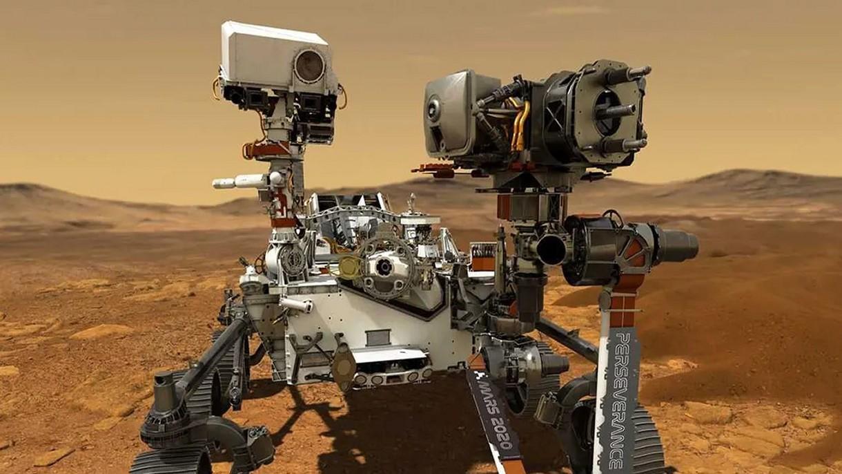 Dlaczego NASA nie publikowała obrazów RAW z marsjańskiego łazika Perseverance?