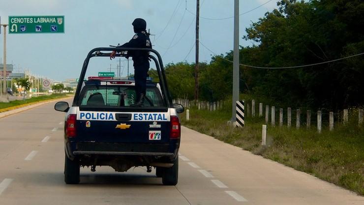 Meksyk: znaleziono sześć oderwanych głów. Policja zatrzymała podejrzewanych o zabójstwo