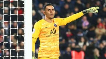 Liga Mistrzów: Paris Saint-Germain bez Kaylora Navasa w półfinale