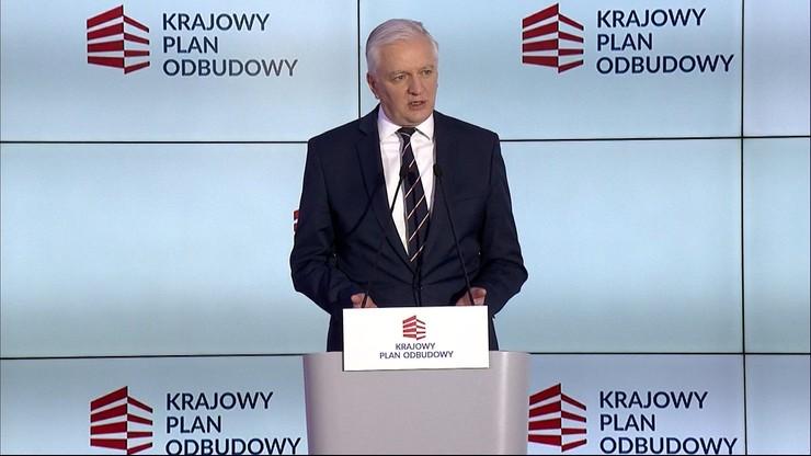 Jarosław Gowin jest zakażony koronawirusem