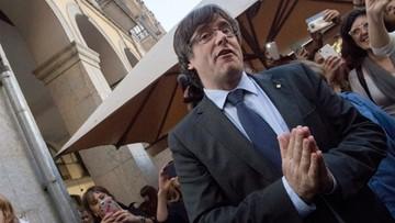 Hiszpańska agencja: rząd Katalonii nie uznał decyzji Madrytu, chce działać nadal