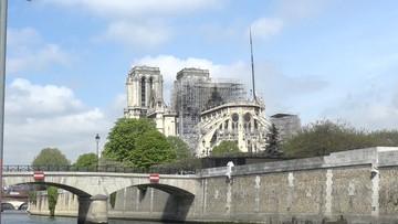 Katedra Notre Dame będzie taka jak przed pożarem