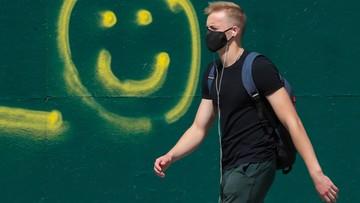 """Koronawirus: Ukraina przesunęła Polskę do strefy """"zielonej"""""""