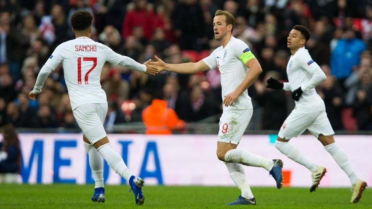 El. Euro 2020: Anglia - Czechy. Transmisja w Polsacie Sport