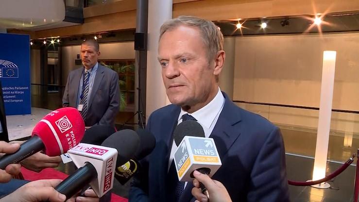 Tusk: każdy ma w życiu swoje Westerplatte - sprawę, o którą trzeba walczyć