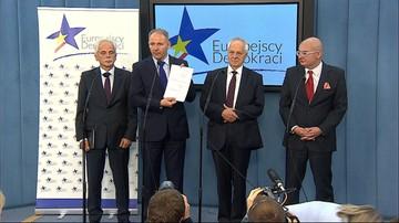Nowe koło poselskie w Sejmie. Są w nim Niesiołowski i Kamiński. A także Protasiewicz i Huskowski
