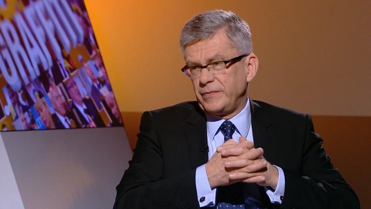 Karczewski: Jeśli pod wnioskiem o referendum będzie ponad milion podpisów, to weźmiemy to pod uwagę