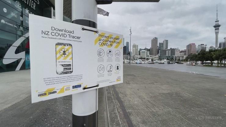 Nowa Zelandia. Auckland przedłuża lockdown. Miasto zostało odcięte od reszty kraju
