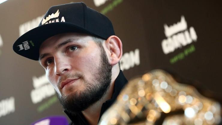 Daniel Cormier wskazał rywala, dla którego Khabib Nurmagomedov wróciłby do MMA