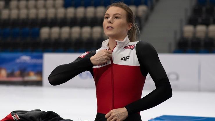 PŚ w short tracku: Pech Maliszewskiej w finale