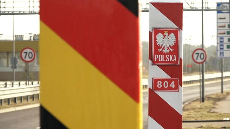 Granica polsko-niemiecka. Przesunięto otwarcie centrów testowych