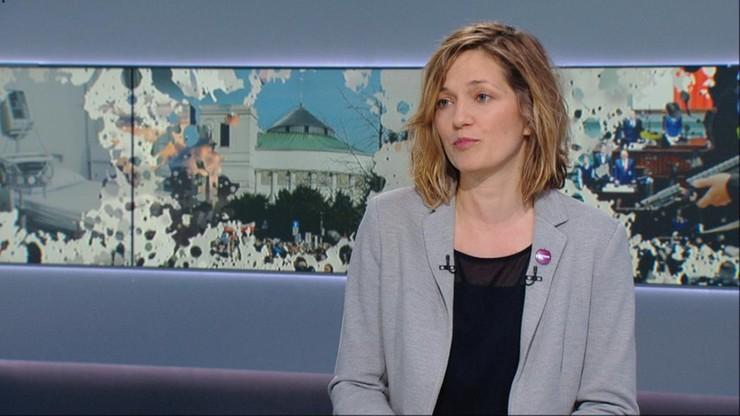 """""""Lewica nie jest za tym, żeby łupić Polaków bez litości"""". Biejat o zmianach w podatkach"""