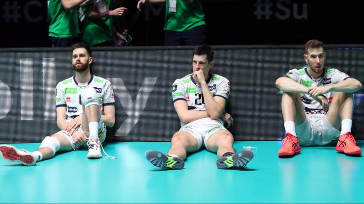 Srećko Lisinac: Jeśli nie wykorzystujesz okazji, to nie możesz wygrać z ZAKSĄ
